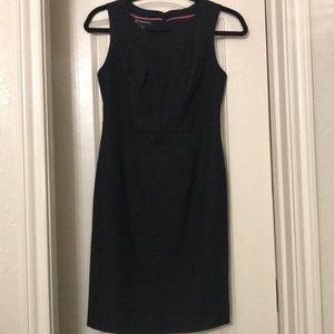 Inc short black dress